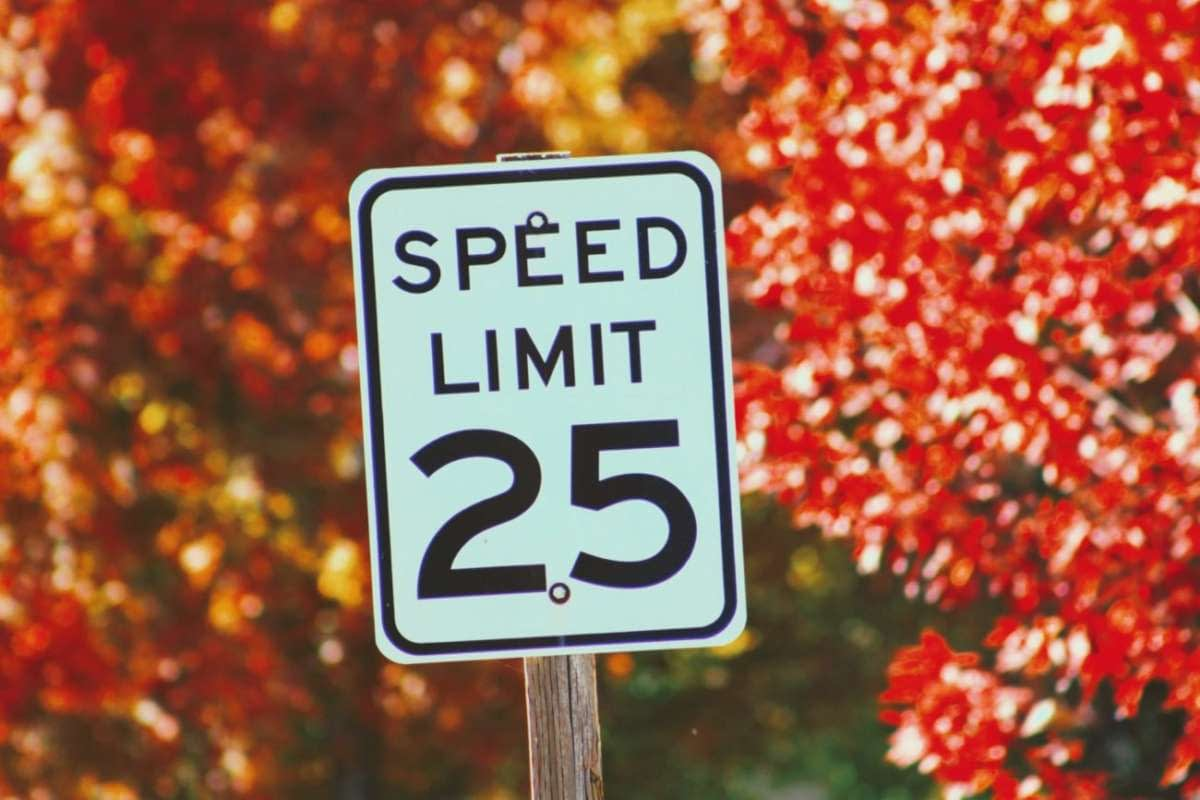 Road Safety: Kill Your Speed, Not A Person