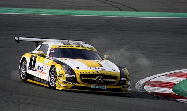 DMX Racer Slot Car Racing Set