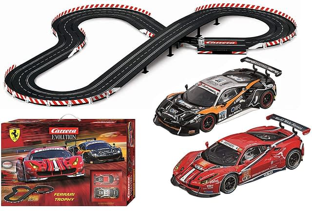 4 Essential Tips To Become A Winner In Professional Slot Car Racing