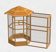 bird aviary plans pdf
