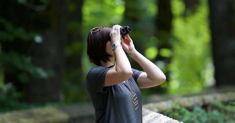 How To Use A Spotting Scope For Birding